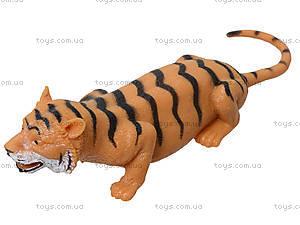 Резиновые игрушки-тянучки «Дикие животные», A01136P, купить