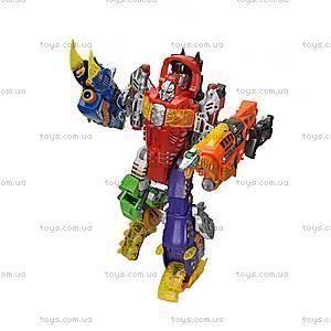 Динобот-трансформер «Стегозавр», SB375, игрушки