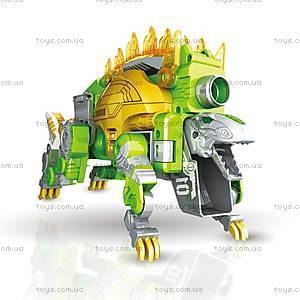 Динобот-трансформер «Стегозавр», SB375, детские игрушки