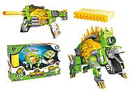 Динобот-трансформер «Стегозавр», SB375, фото