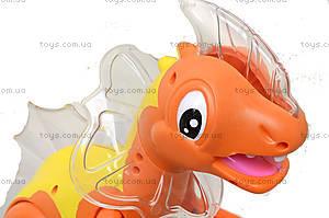 Детский проектор в форме динозавра, 1016A, фото