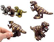 Заводной Динозавр в дисплей-боксе, SL5588S, фото