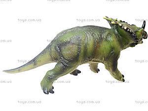Резиновая фигурка «Динозавр», 2609, купить