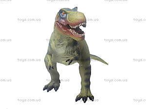 Резиновая фигурка «Динозавр», 2609, отзывы