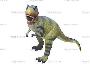 Резиновая фигурка «Динозавр», 2609, цена