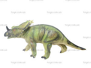 Резиновая фигурка «Динозавр», 2609, игрушки