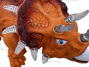 Игрушечный динозавр, умеет ходить, 801A, фото