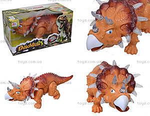 Игрушечный динозавр, умеет ходить, 801A
