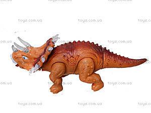Игрушечный динозавр, умеет ходить, 801A, детские игрушки