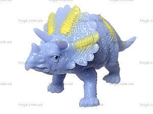 Набор игрушек-тянучек «Динозавр», A035P, фото
