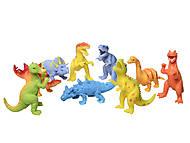Игрушка-тянучка «Динозавр», A035P, купить
