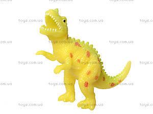 Набор игрушек-тянучек «Динозавр», A035P, цена