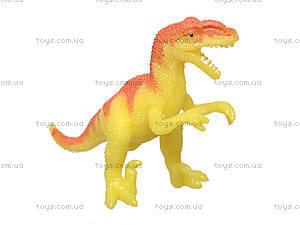 Набор игрушек-тянучек «Динозавр», A035P, игрушки
