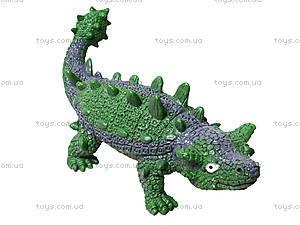 Набор игрушек-тянучек «Динозавры», A044P, цена
