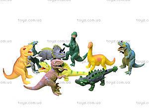 Набор игрушек-тянучек «Динозавры», A044P, магазин игрушек
