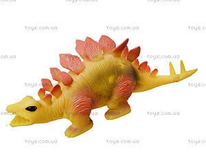 Игрушечный динозавр-тянучка, 6 штук, A129DB, купить