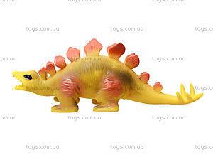Игрушечный динозавр-тянучка, 6 штук, A129DB, отзывы
