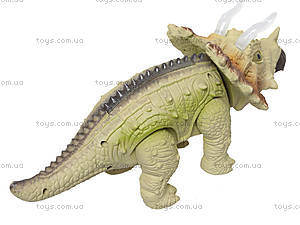 Игрушечный динозавр «Трицератопс», 3309, купить