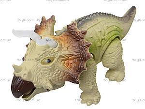 Игрушечный динозавр «Трицератопс», 3309, цена