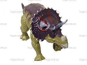 Динозавр на батарейках со звуком, WS5315, фото