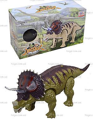 Динозавр на батарейках со звуком, WS5315