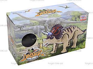 Динозавр на батарейках со звуком, WS5315, отзывы