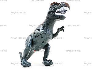 Детская игрушка «Динозавр» со звуковыми эффектами, 9789-72, игрушки