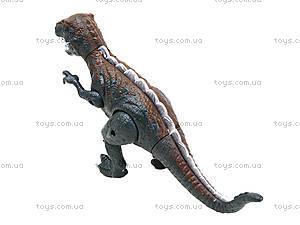 Детская игрушка «Динозавр» со звуковыми эффектами, 9789-72, фото