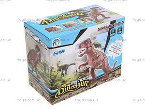 Детская игрушка «Динозавр» со звуковыми эффектами, 9789-72, магазин игрушек