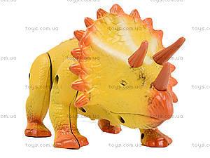 Игрушечный динозавр со звуковыми эффектами, 9789-61, купить