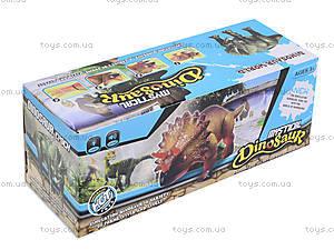 Игрушечный динозавр со звуковыми эффектами, 9789-61, отзывы