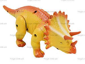 Игрушечный динозавр со звуковыми эффектами, 9789-61, игрушки