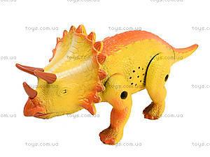 Игрушечный динозавр со звуковыми эффектами, 9789-61, детские игрушки