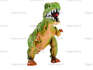 Игрушечный динозавр со звуком, 9789-57, купить
