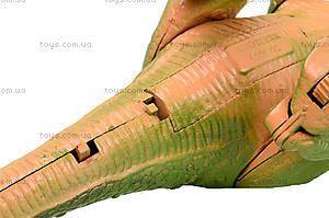 Игрушечный динозавр со звуком, 9789-57, фото