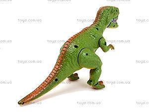 Игрушечный динозавр со звуком, 9789-57, цена