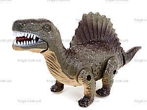 Детский динозавр со светом и звуком, 9789-58, купить