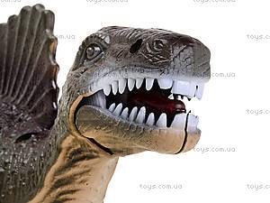 Детский динозавр со светом и звуком, 9789-58, отзывы