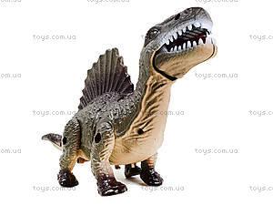 Детский динозавр со светом и звуком, 9789-58, магазин игрушек