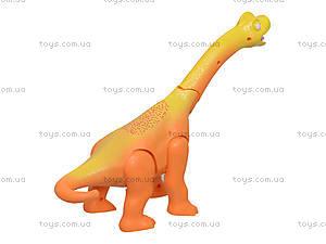 Игрушечный динозавр на батарейках, XZ501, отзывы