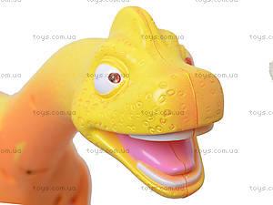 Игрушечный динозавр на батарейках, XZ501, игрушки