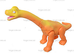 Игрушечный динозавр на батарейках, XZ501, детские игрушки