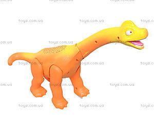 Игрушечный динозавр на батарейках, XZ501, магазин игрушек