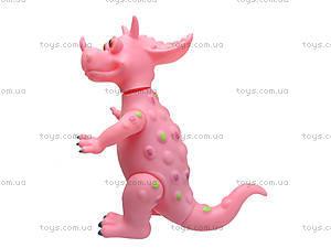 Резиновая игрушка «Динозавр», 2814, купить
