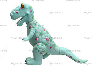 Резиновая игрушка «Динозавр», 2814, фото