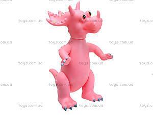 Резиновая игрушка «Динозавр», 2814, цена