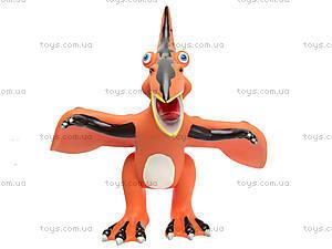 Резиновая игрушка «Динозавр», 2814, игрушки