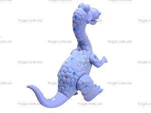 Резиновая игрушка «Динозавр», 2814, детские игрушки