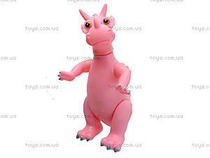 Резиновая игрушка «Динозавр», 2814, toys