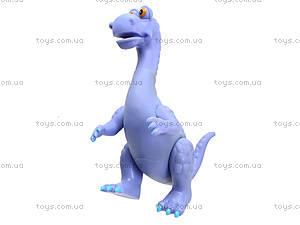 Резиновая игрушка «Динозавр», 2814, іграшки